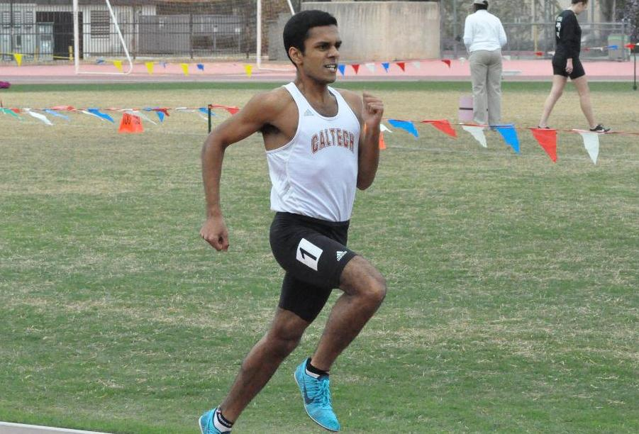 Bhagavathi Posts Top 3 Time in 3000-Meter Run at Pomona-Pitzer All-Comers