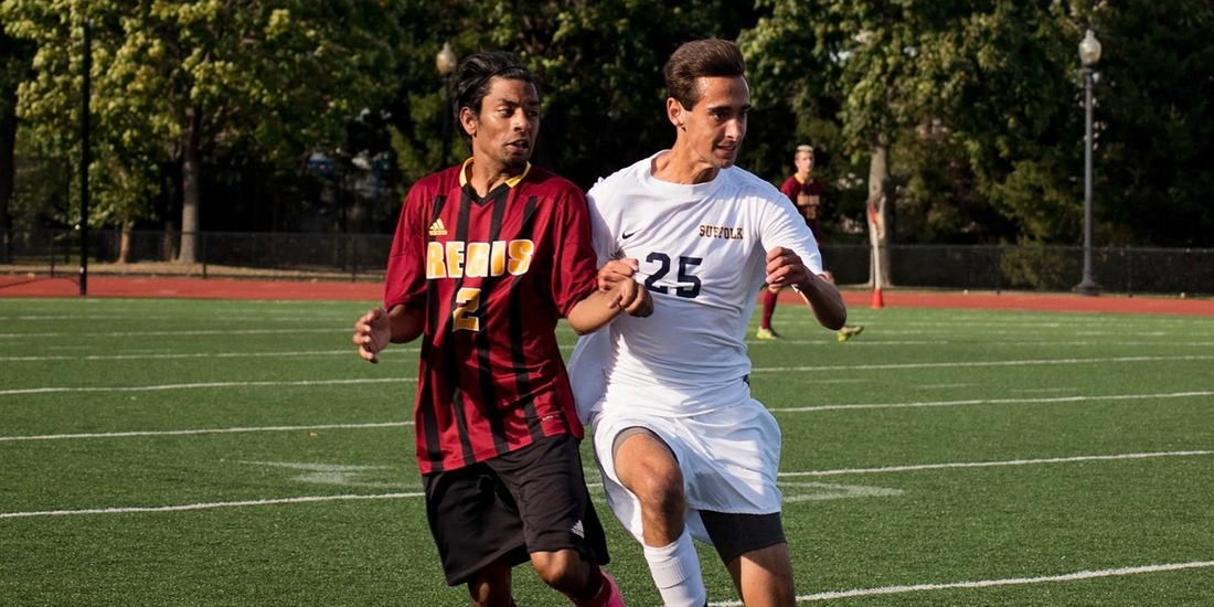 Men's Soccer Steps Out of GNAC Play Wednesday at MIT