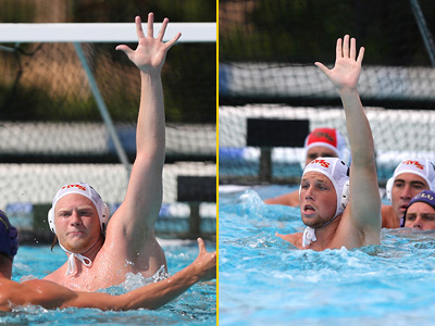 Three Players Named To All-SCIAC Water Polo Team
