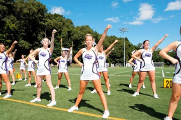 Cheerleading Team Once Again Preparing for Nationals in Daytona Beach, Florida