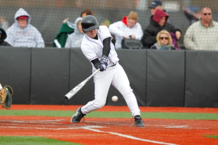 Sophomore outfielder Michael Gaeta earned all-Landmark Conference second-team honors according to a release by associate commissioner Joel Cookson on Tuesday.