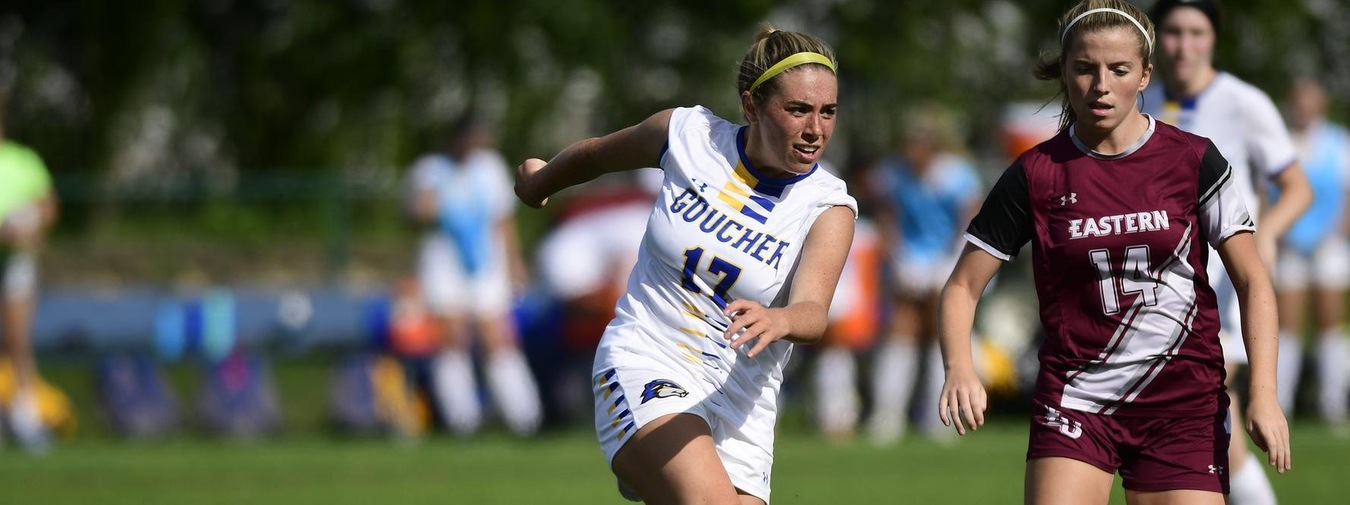 Hodnik Notches First Collegiate Goal In Loss To Shenandoah
