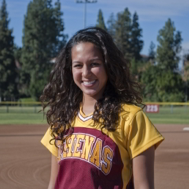 Pitching, Pera Power Propel Athenas to 30th Win. SCIAC Championship Games Next.