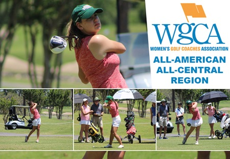 Samantha Haubenstock of Washington University Named WGCA All-American