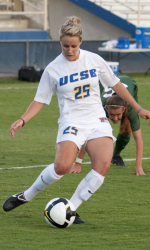 Kugler Named to <i>Soccer America</I> Team of the Week, Big West Player of the Week