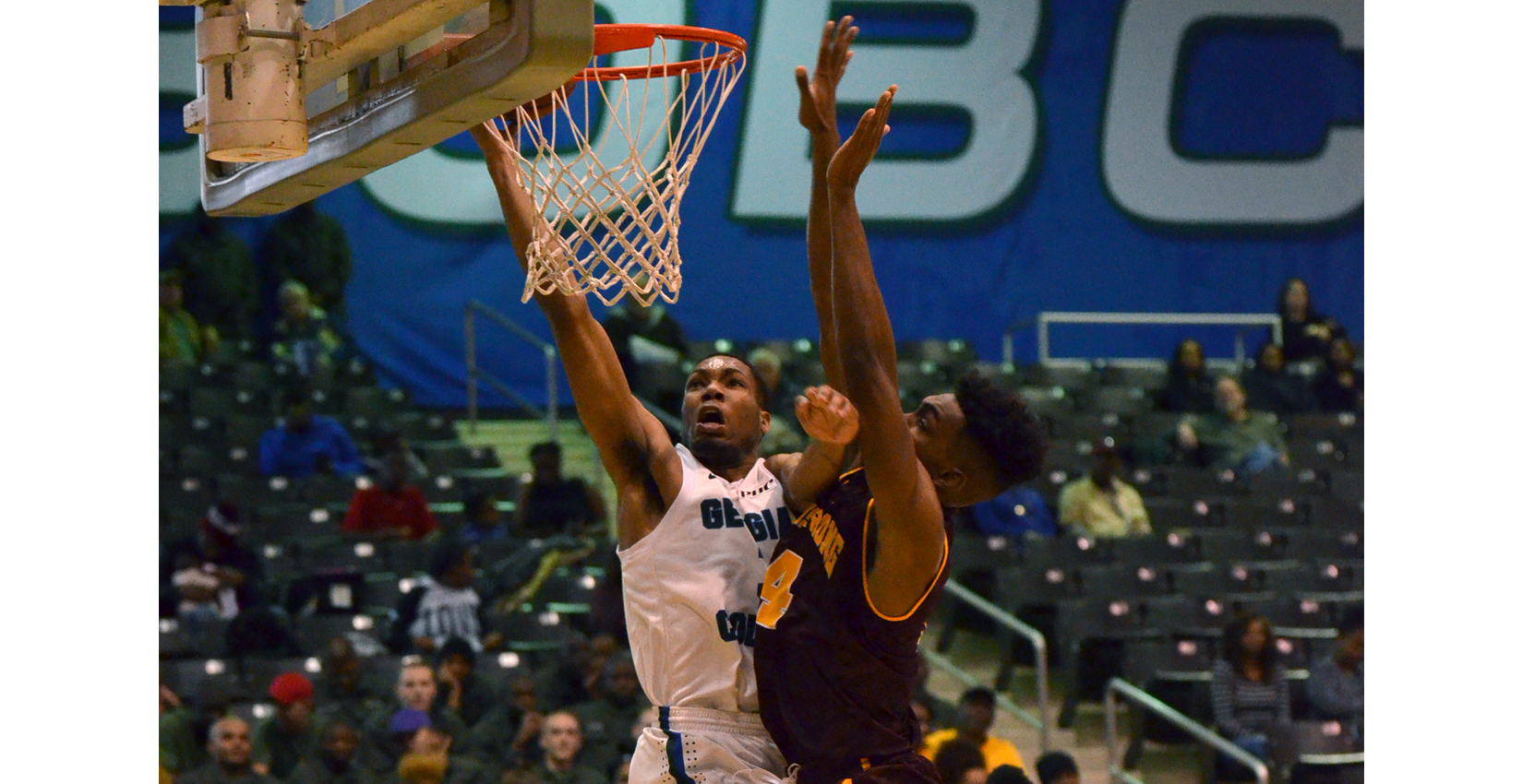 Bobcat Men's Hoops Drops Conference Opener to Armstrong State, 69-64