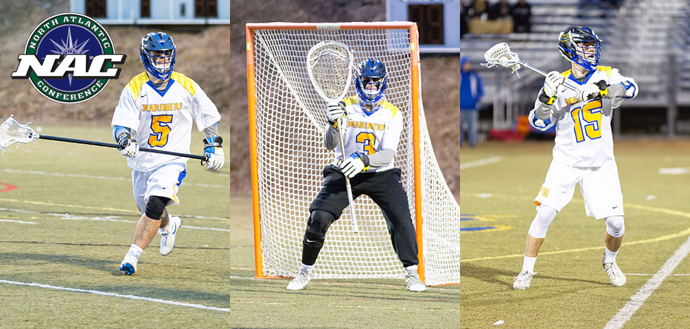 Granholm, Weston and Sargent Named in NAC All-Conference Awards