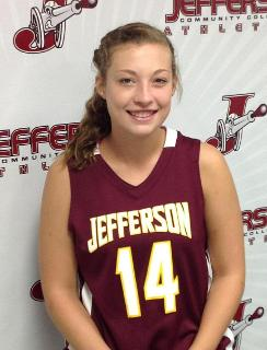 Eyles Named Jefferson Athlete of the Week