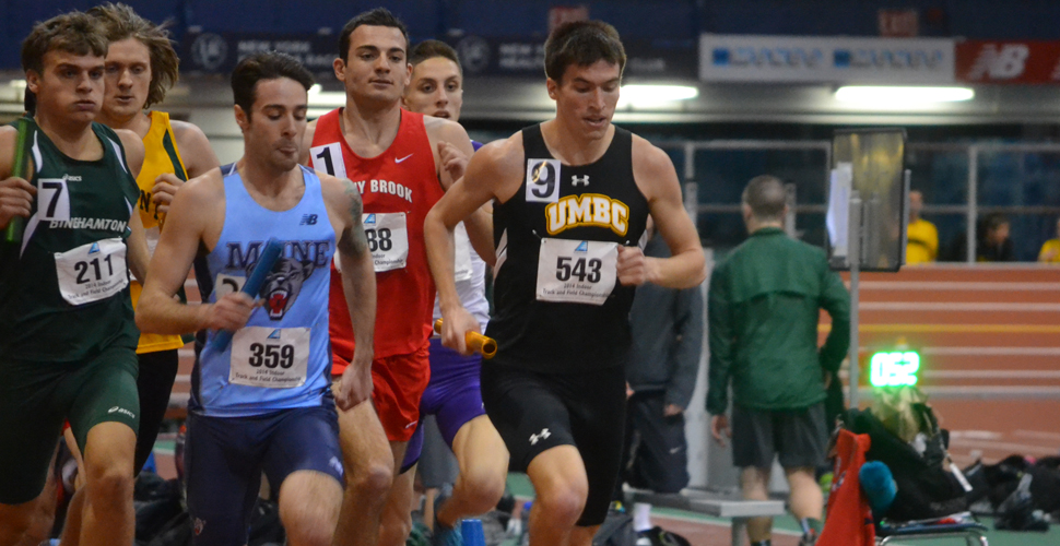 Smith Qualifies for NCAA Championships; Both UMBC Track and Field Squads Climb in Latest USTFCCCA Mid-Atlantic Rankings