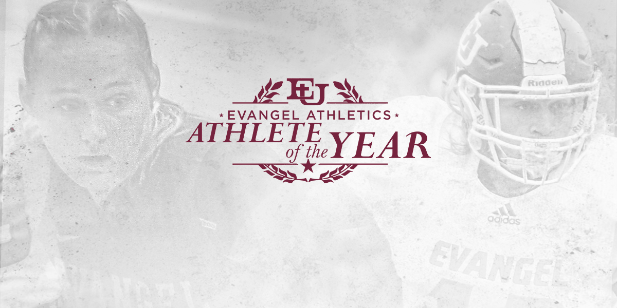 Josh Evans & Sydnee Garrett Named Inaugural Male & Female Athletes of the Year
