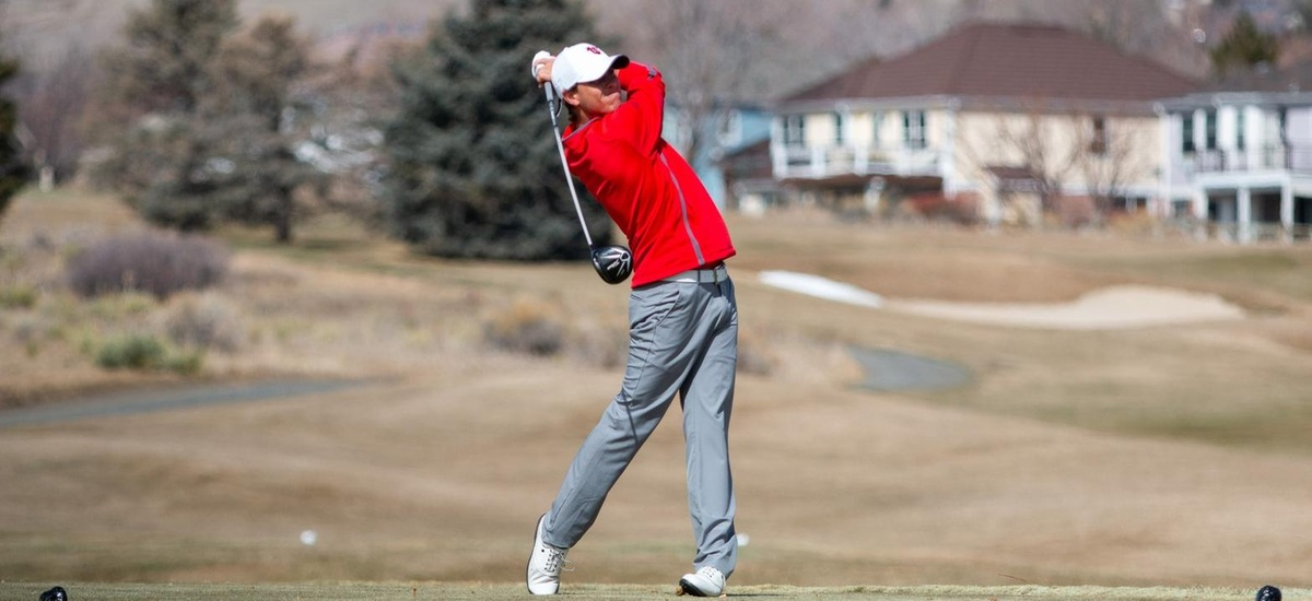 Spartans Travel West for Men's Golf Competition