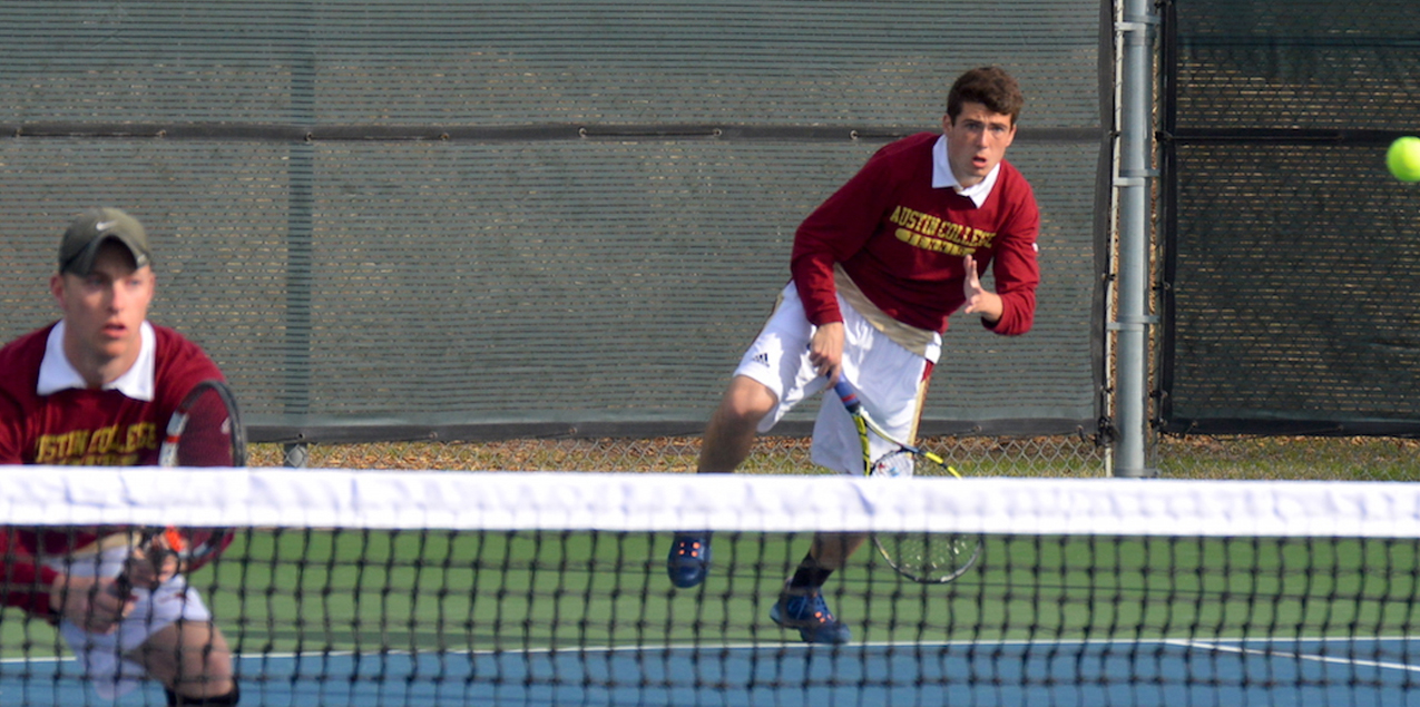 SCAC Men's Tennis Recap - Week Four