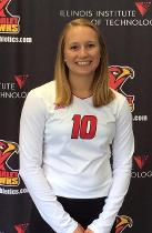 Grauzinis awarded Association of Division III Independents women's volleyball Player of the Week