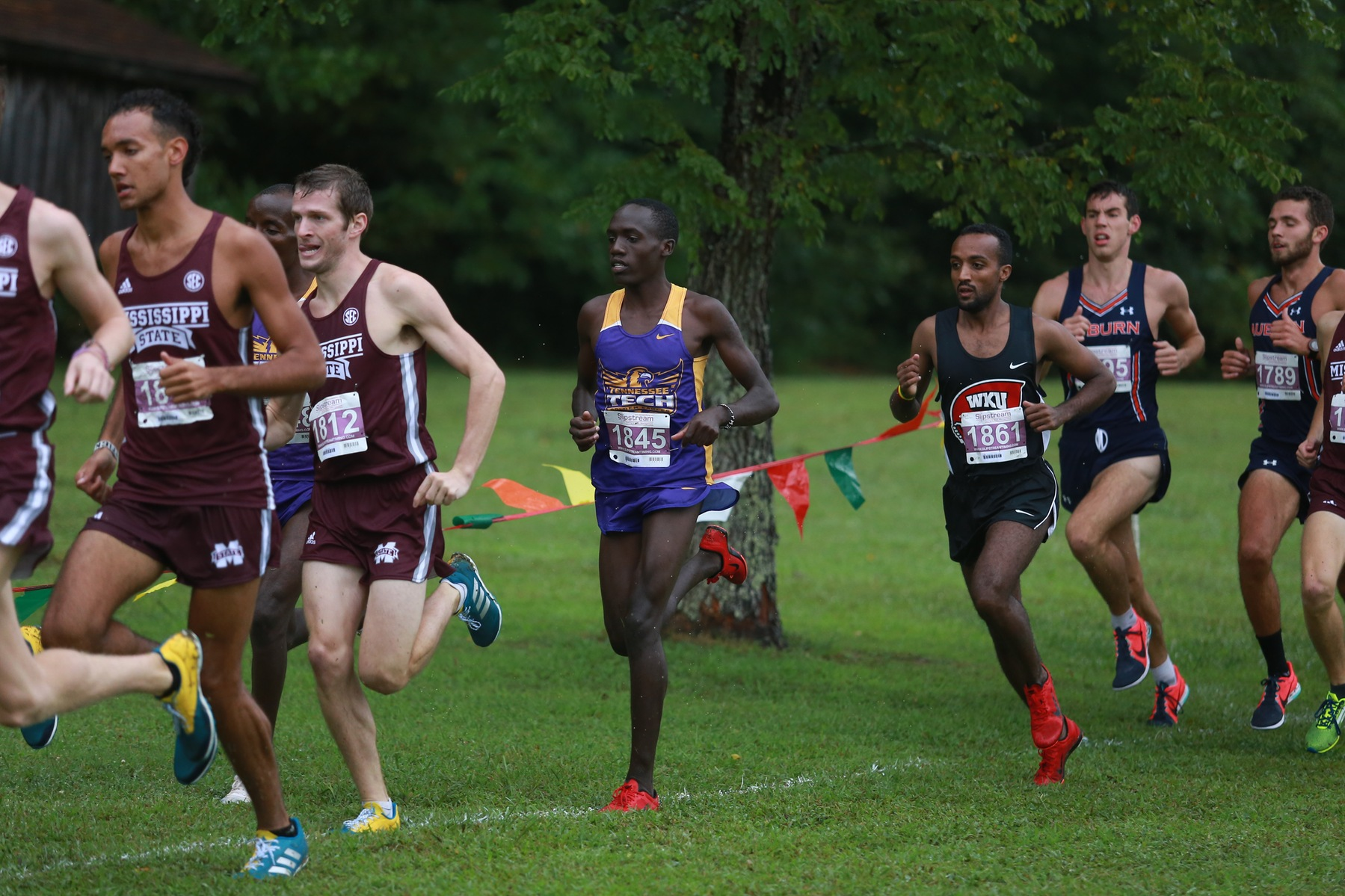 Men's cross country to be tested at Sam Bell Invitational in Indiana