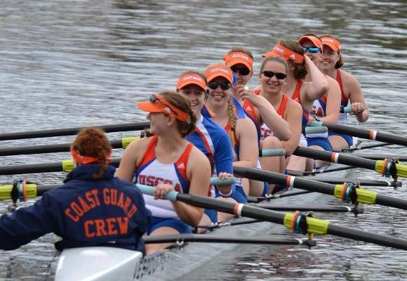 Varsity 8 Has Break Out Day at ECAC Championship