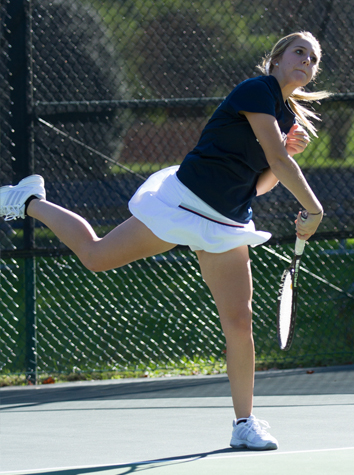 E&H Women's Tennis Falls Short at Averett University, 5-4, Sunday Afternoon