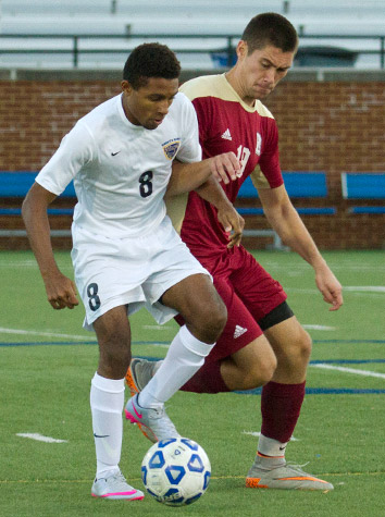Eastern Mennonite Men's Soccer Shuts Out Emory & Henry, 4-0, Tuesday Night