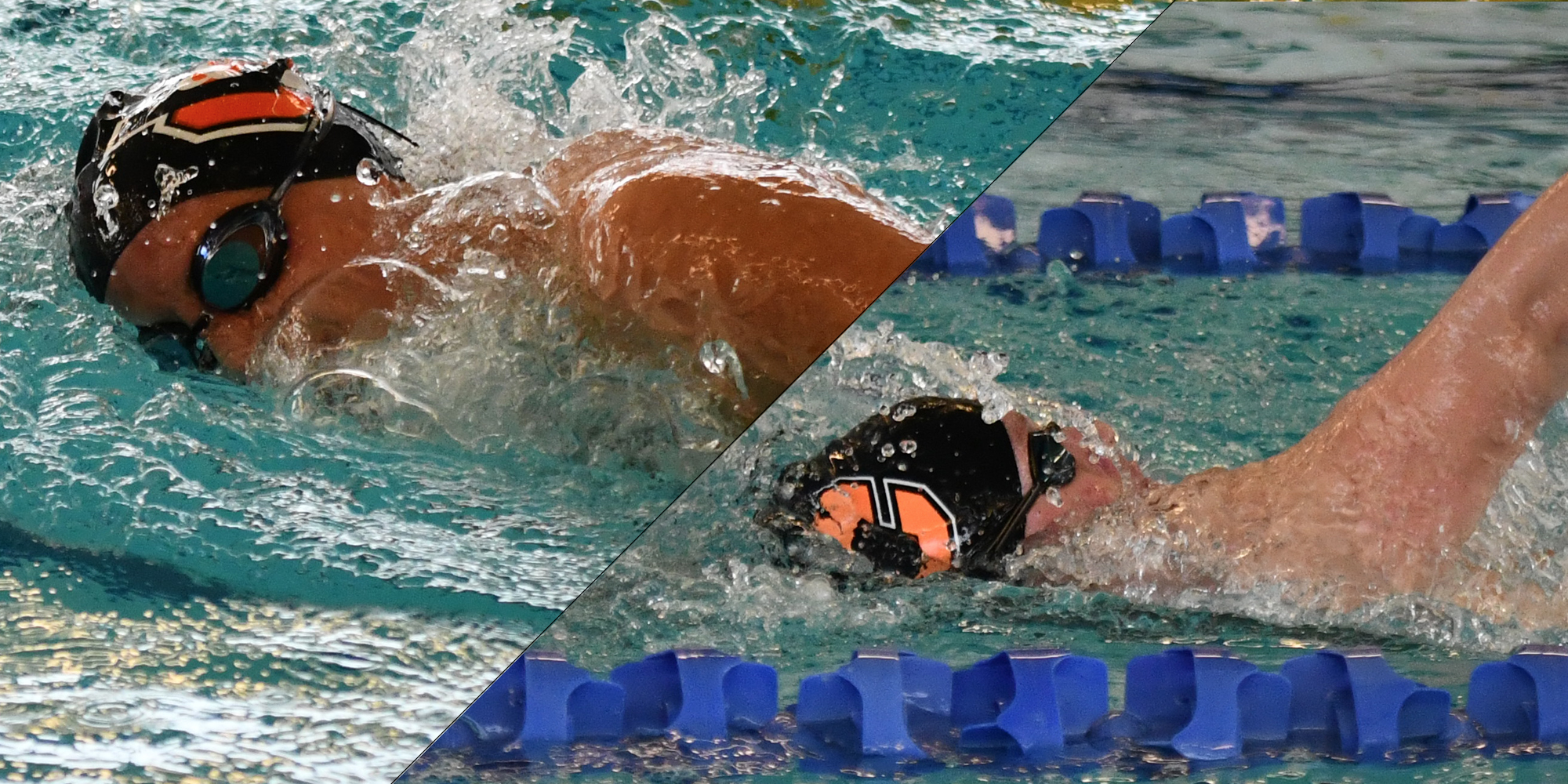 Lewis & Clark earns second sweep in last two duals