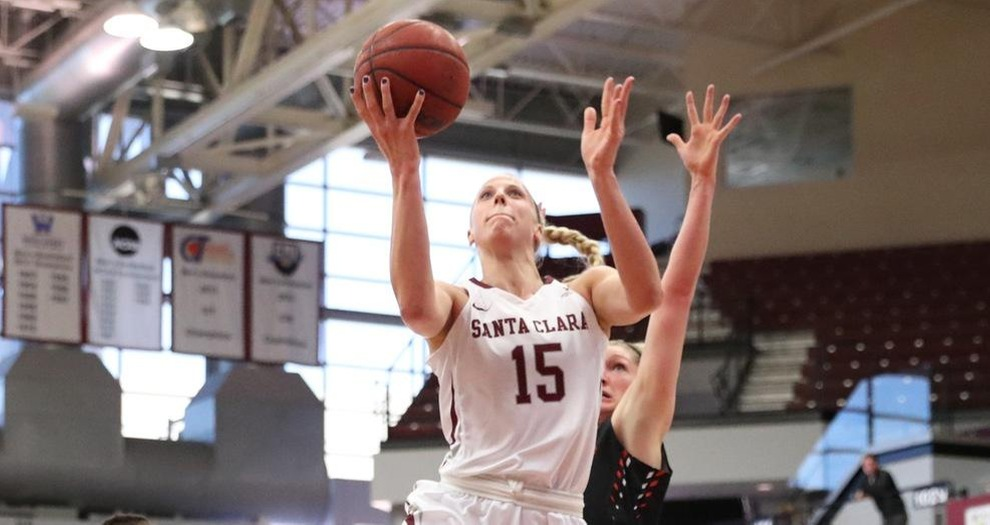 Women's Basketball Posts Convincing Road Win at Pepperdine