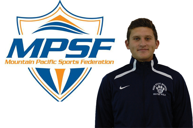 Olimski Named MPSF Newcomer of the Week