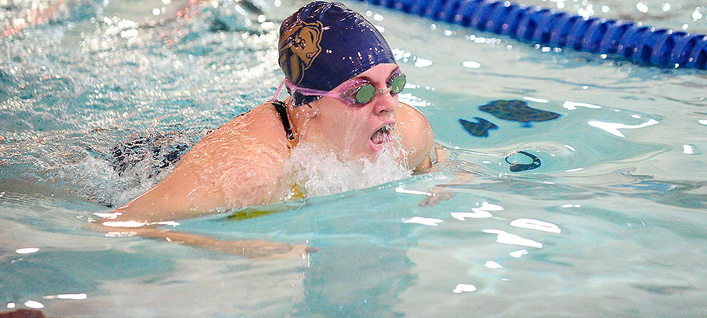 Gallaudet splits NEAC double-dual meet on the road