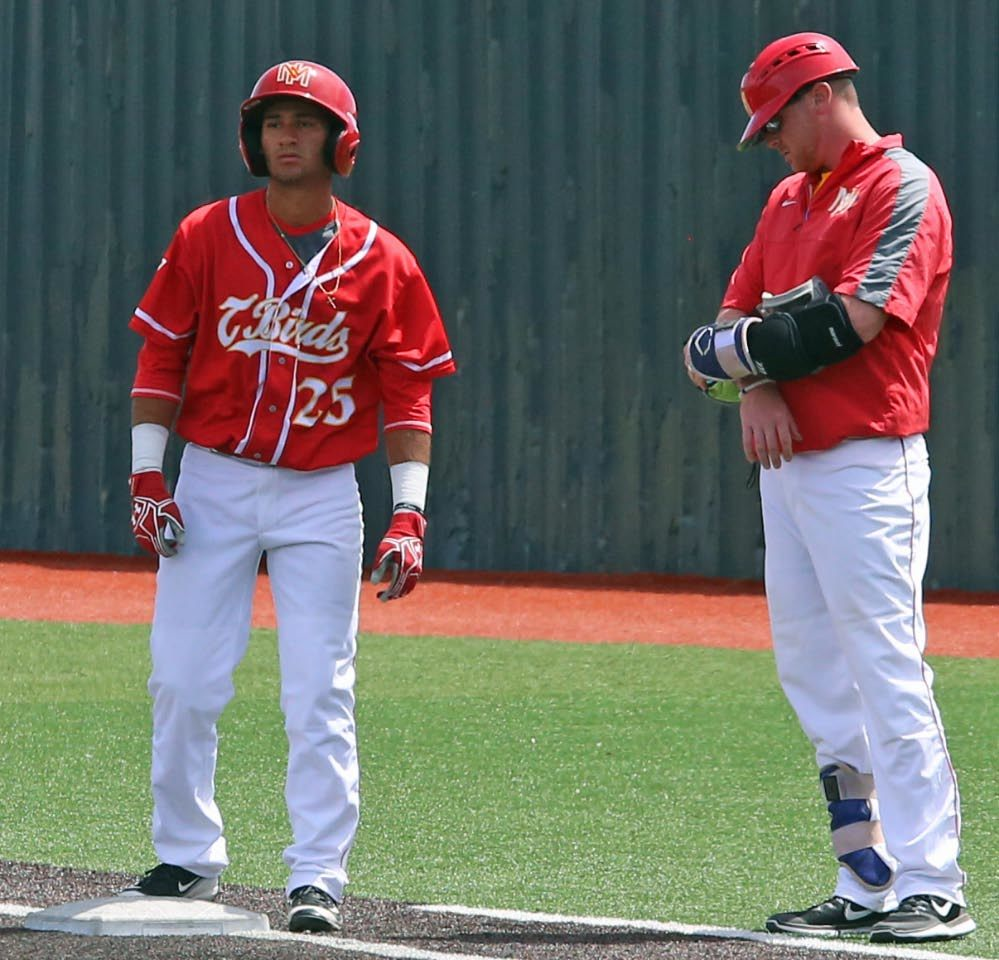 Thunderbirds split with Plainsmen