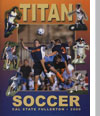 2000 Women's Soccer Cover