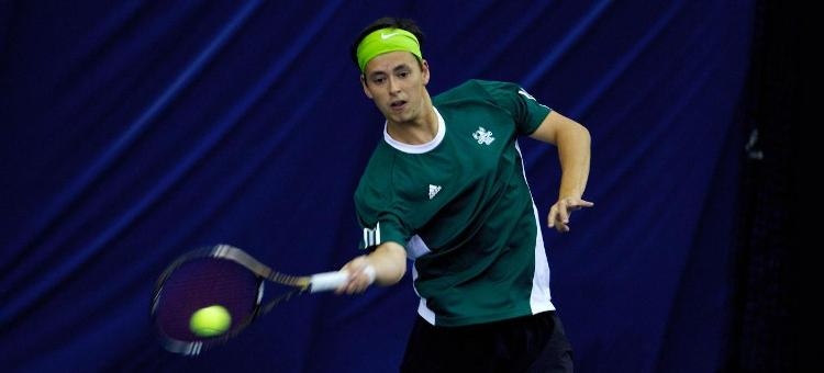 Singles Play Leads Vikings On Day One Of WMU Invite