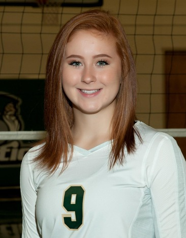 Sam Anklam Selected Mon-Dak Volleyball Player of the Week