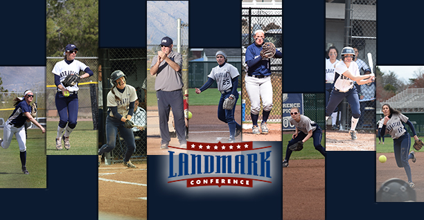 The Greyhounds had eight student-athletes selected to the Landmark All-Conference teams.