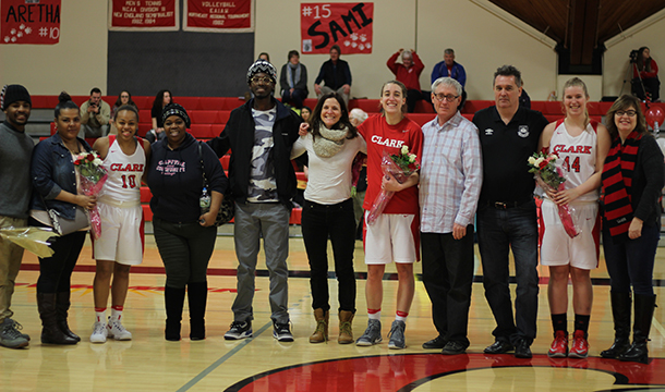 Cougars Roll Past Emerson On Senior Day, 76-58