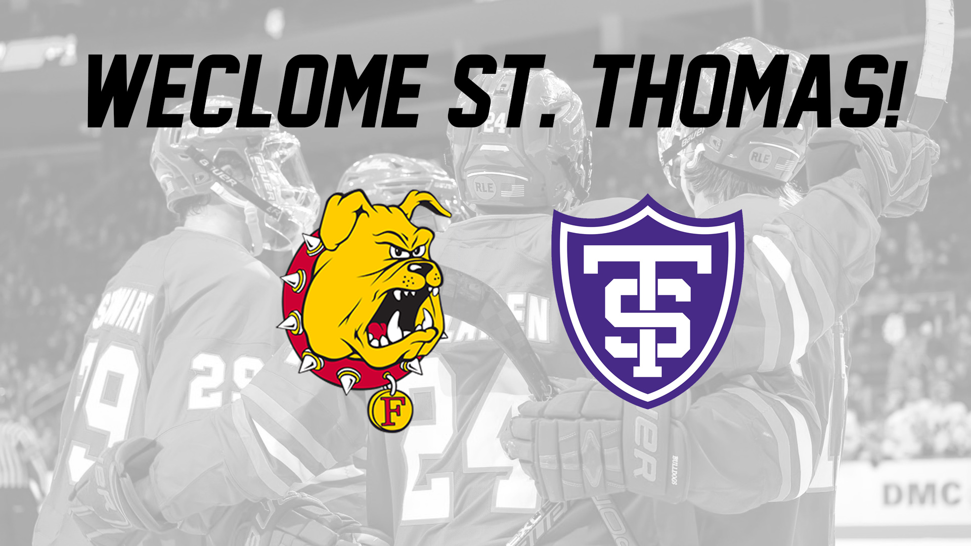 New Central Collegiate Hockey Association Welcomes the University of St. Thomas