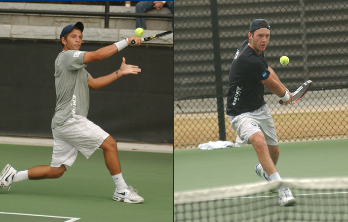 Emory Men's Doubles Team Of Kahler & Wagner Stay Alive In NCAA D-III Championships