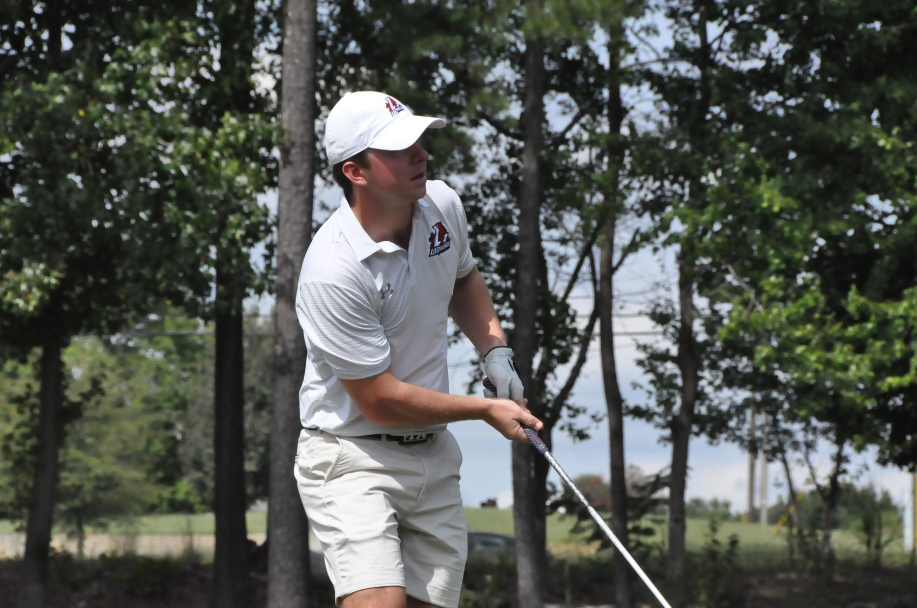 Golf: Ben Womack tied for second after first round of Golfweek Fall Invitational