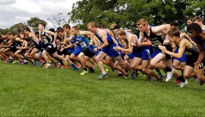 Cross Country Blazes at Roberts