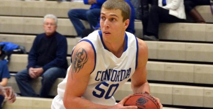 CUW men's basketball battles past Marian 67-60