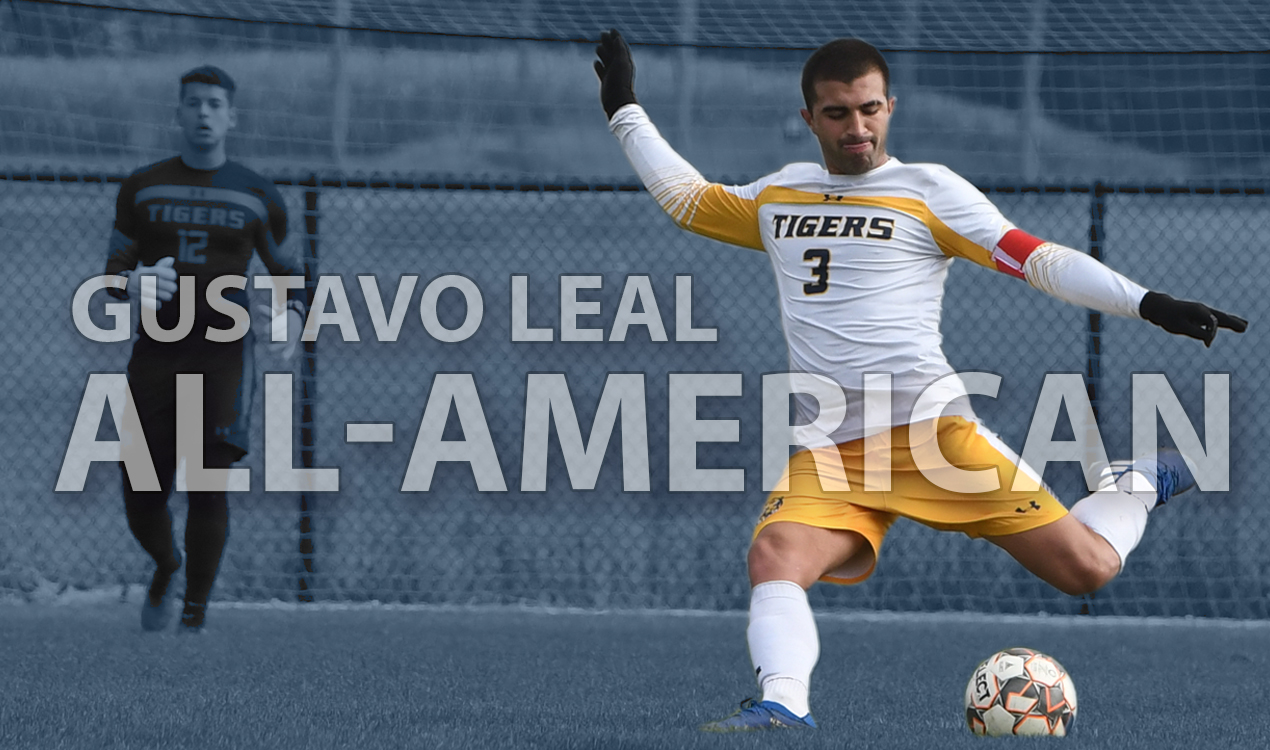MCC's Gustavo Leal named All-American