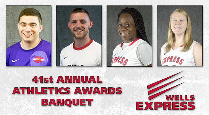 Student-Athletes Honored at Athletics Awards Banquet