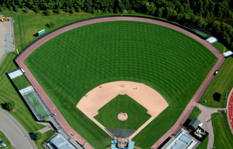 Robert defelice baseball field bentley defelice field malvernweather Images