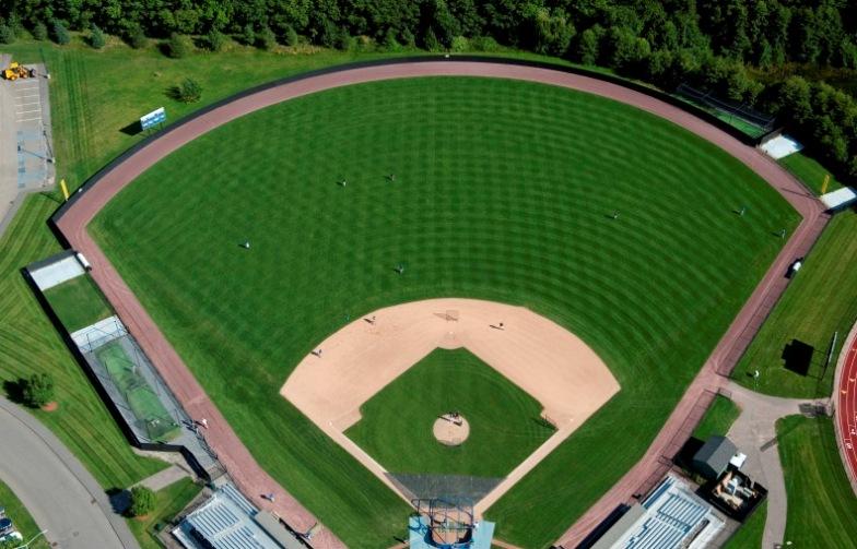Robert defelice baseball field bentley defelice field malvernweather Image collections