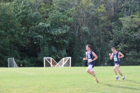 Cleveland State XC Powers Through Rough Terrain at Maryville Invitational