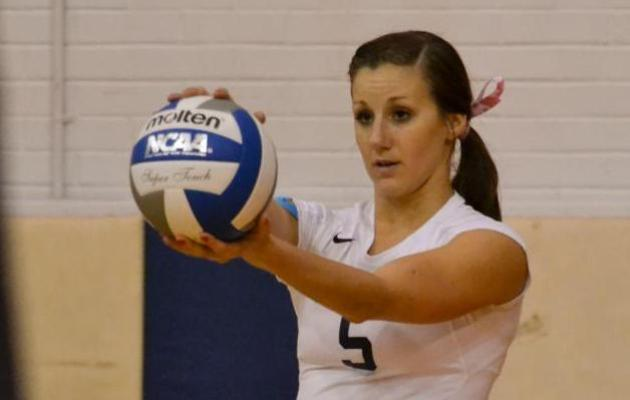 Women's Volleyball to Host UNC Pembroke