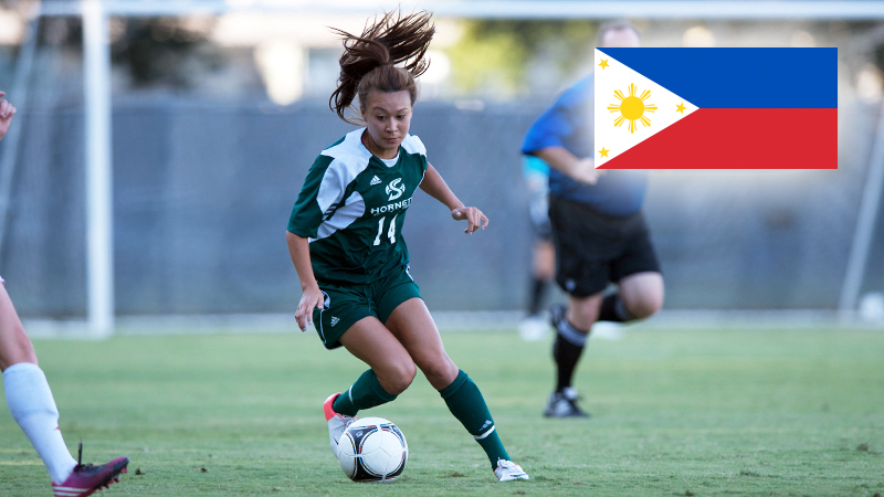 Shelby Salvacion will train with the Philippine Women's National team for the next seven days.