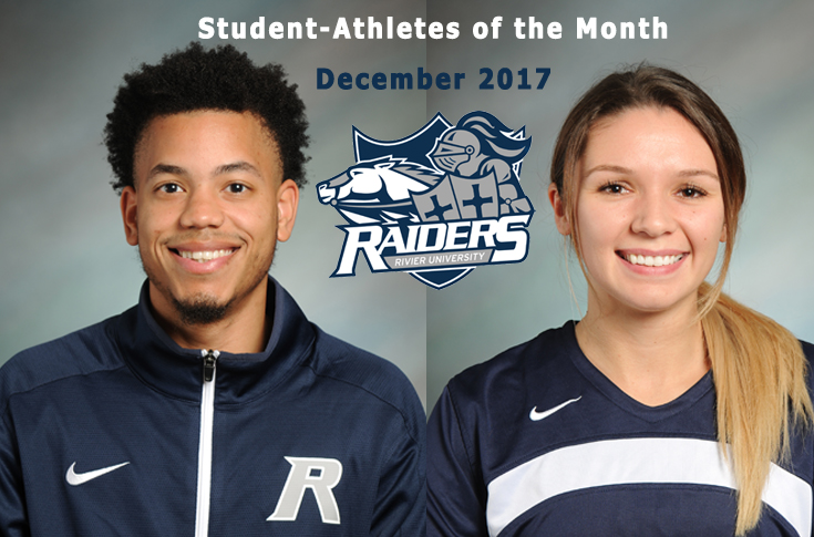 Perez, Emilee Kacavas named December Student-Athletes of the Month