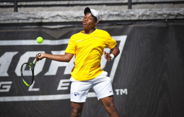 Jonathan Jemison Advances To D-III Singles Semifinals At ITA Oracle Cup
