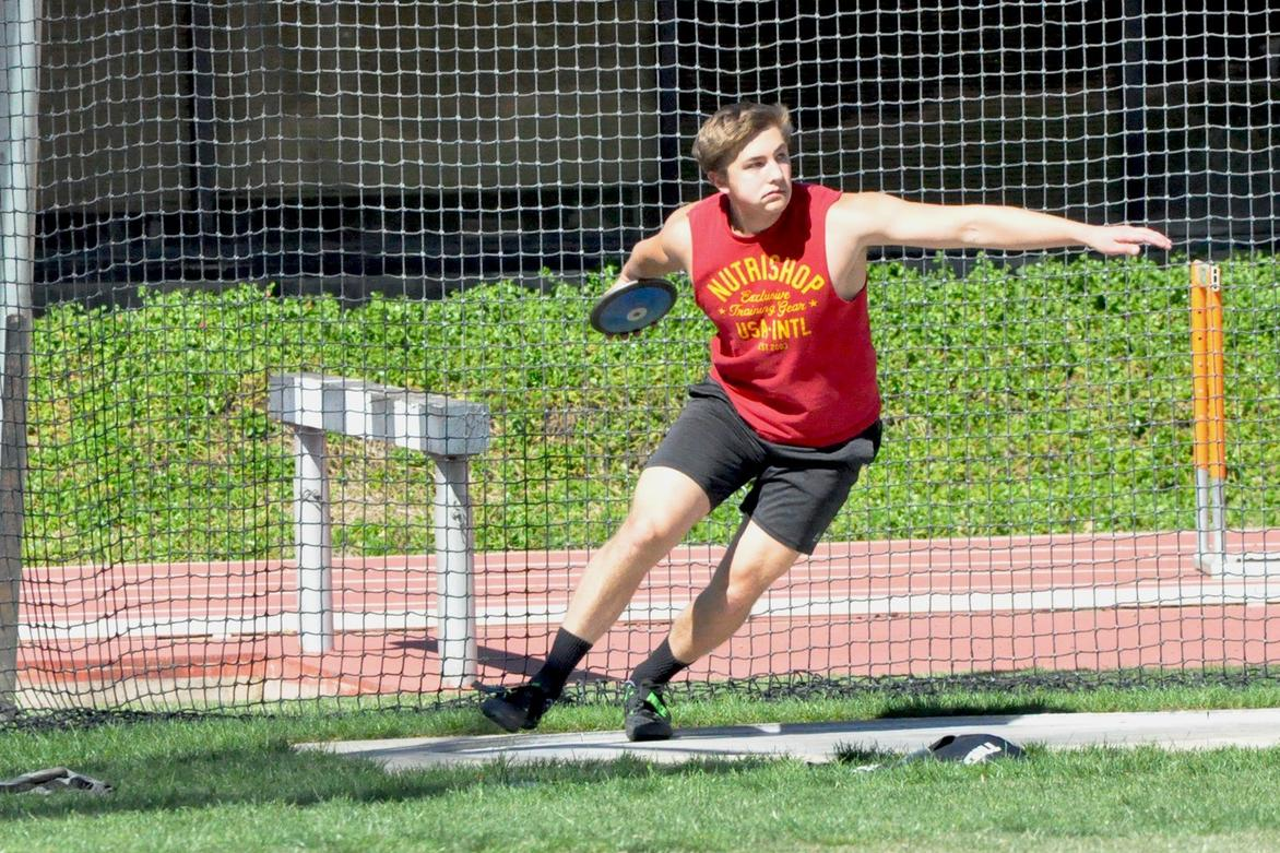 Throwers Highlight Second Track & Field Multi-Dual