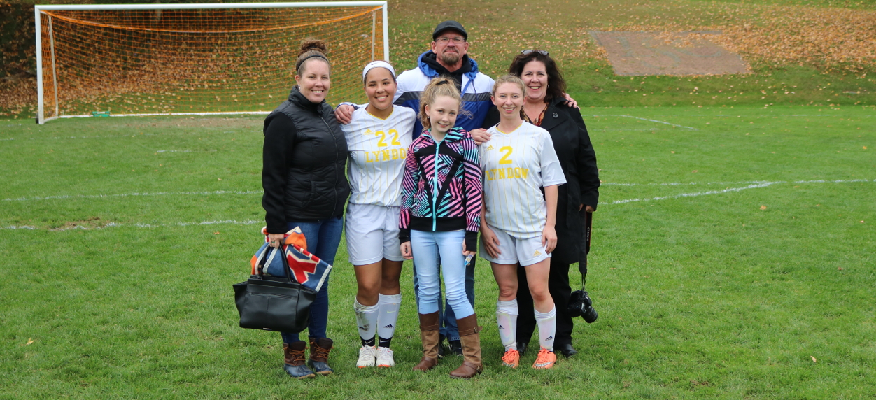 Hornet women's soccer celebrates Senior Day with a win over Green Mountain
