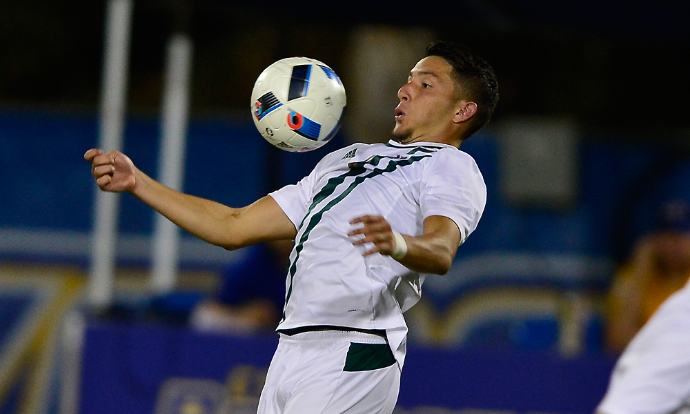 MEN'S SOCCER BACK IN ACTION SUNDAY NIGHT AT PACIFIC