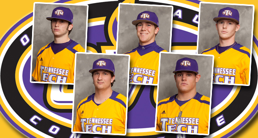 Five Golden Eagle baseball players earn all-OVC honors