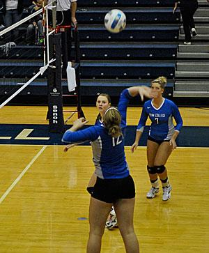 Wildcats Open Conference Play With Sweep